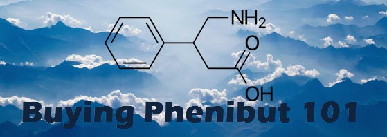 buying phenibut (aka Noofen)